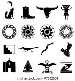 Desert Southwest Icons