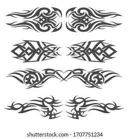 design the best tribal tattoo