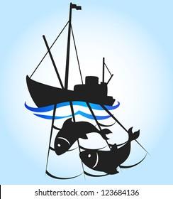 design for business, fishing vessel