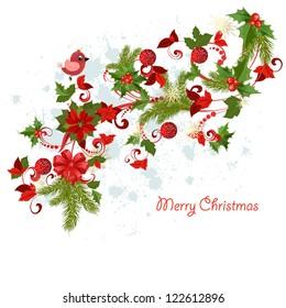 Design a Christmas greeting card
