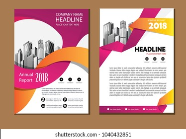 design cover book poster a4 catalog book brochure flyer layout annual report magazine business template