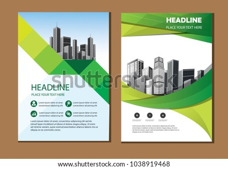 design cover poster a 4 catalog book stock vector royalty free