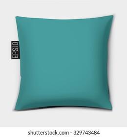 Design cushion (Pillow).Vector pillow.