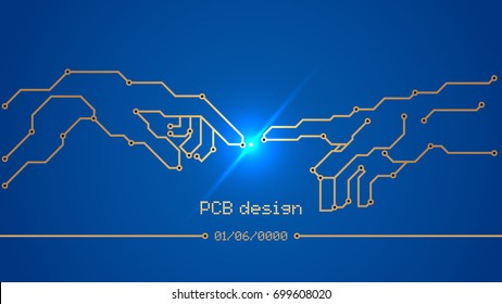Royalty-Free Pcb Design Stock Images, Photos & Vectors