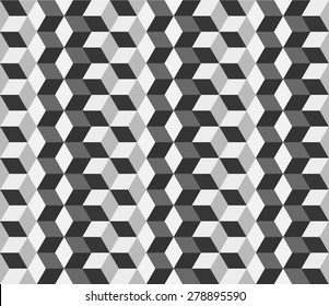 design element.  black and white seamless pattern