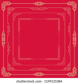 Design Elements of China Style