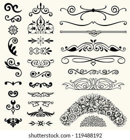 Design elements (set 7)