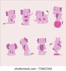Elephant Sitting Images Stock Photos Amp Vectors Shutterstock