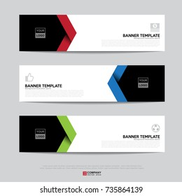 Design of flyers, banners, brochures and cards template,Banner design for business presentation,Header template,Banner for web template