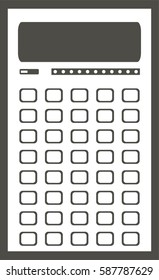 Design icon calculator.