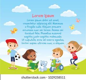 Design with international kids