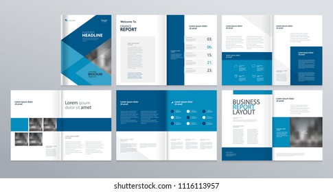 Design layout template  for comany profile ,annual report with cover, brochures, flyers, presentations, leaflet, magazine,book and and vector a4 size for editable.