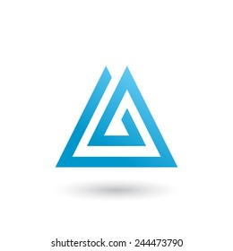 Design logo icon template. Vector illustration.