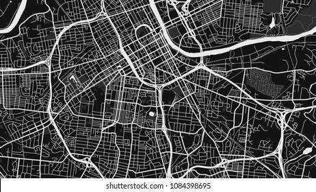 design map city nashville