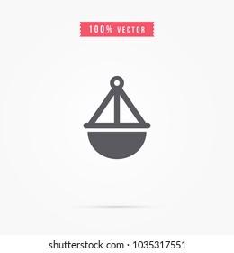 design of Pot icon
