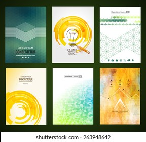 Design of progress bar, loading creativity. Vector web and mobile interface template. Abstract vector brochure, Web sites, page, leaflet, logo and text separately.