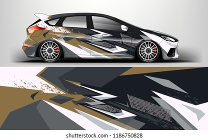 design, race, vehicle, vector, advertising design, automobile, branding design, for custom modification car