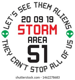 A design for Storm Area 51