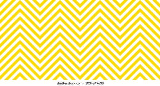 Design summer background chevron pattern stripe seamless yellow and white.