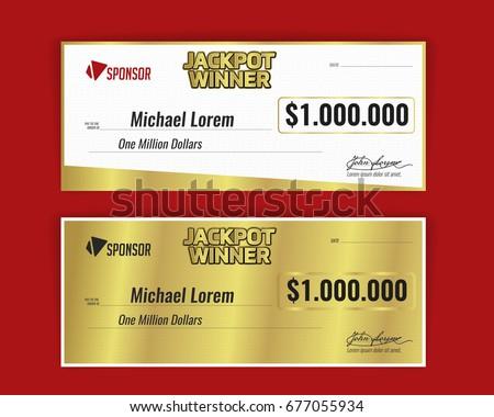 Design Template Award Winning Check Background Stock ...