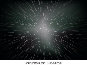 Design of universe speed background