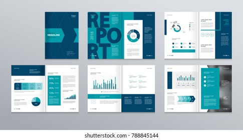 Design vector template layout for comany profile ,annual report with cover, brochures, flyers, presentations, leaflet, magazine,book and  a4 size.