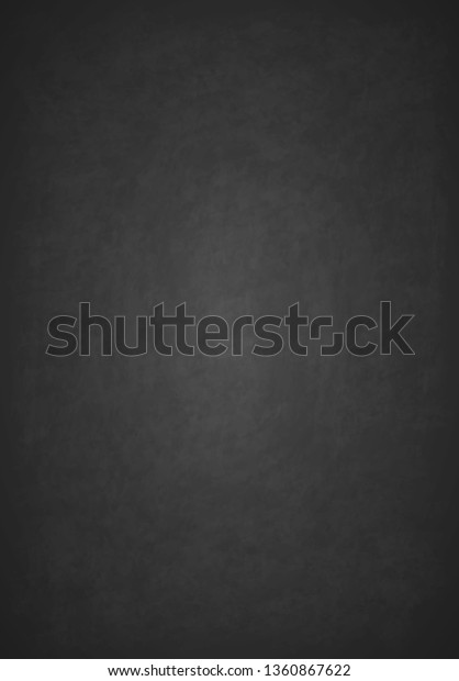 Design Wiped Dirty Board Realistic Blank Stock Vector ...