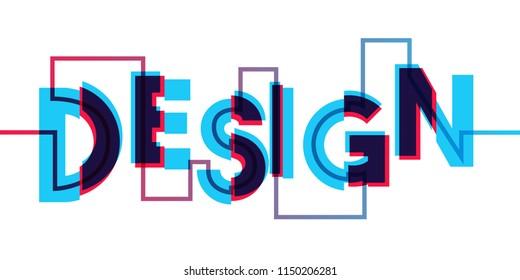 Design word concept