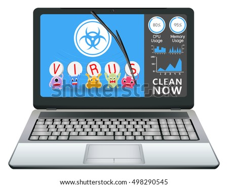 free virus cleaner for laptop