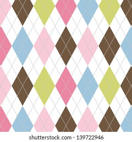 Detail seamless pattern with grey dotted lines