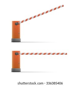 Barrier Gate Images, Stock Photos & Vectors