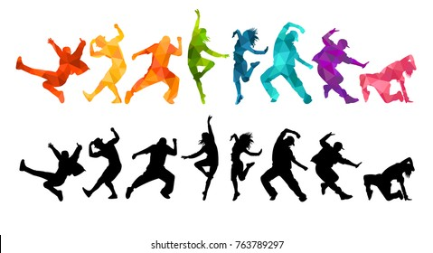 Dance+vector Stock Illustrations, Images & Vectors | Shutterstock