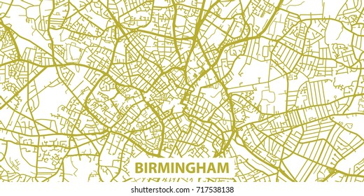 Map Of England Birmingham.Birmingham Map Images Stock Photos Vectors Shutterstock