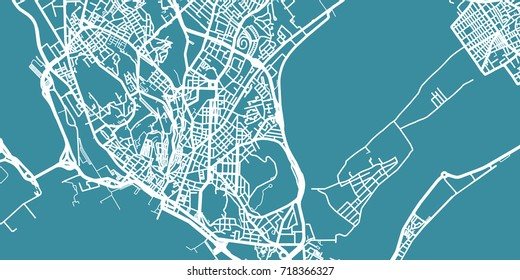 Cagliari Map High Res Stock Images Shutterstock