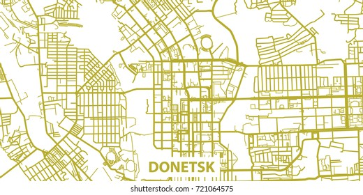 Donetsk Map Images Stock Photos Vectors Shutterstock