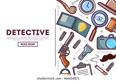 how to make detective tools