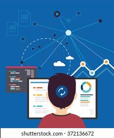 Developer of analytics, web tracking