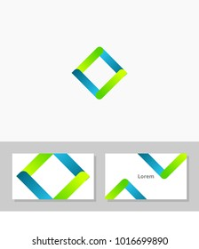 Developer Software IT Enginer Programming Logo & business cards Template