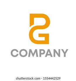 DG logo vector design template