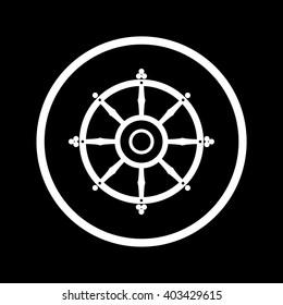Dharma Wheel of Fortune, Spirituality, Buddhism,