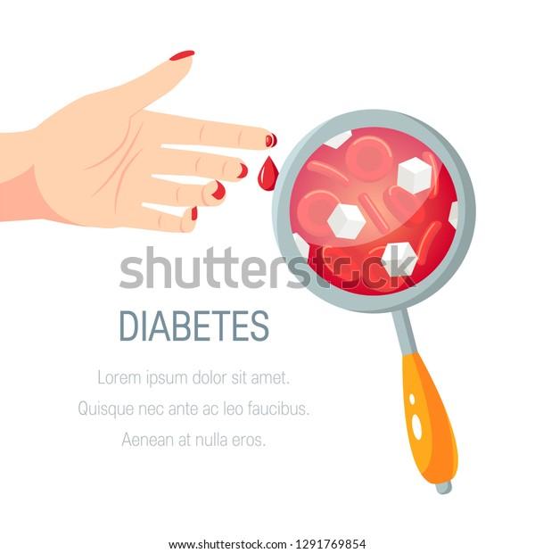 niveles altos de azúcar en la sangre y diabetes