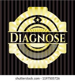 Diagnose shiny emblem