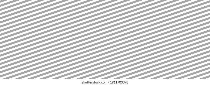 Diagonal lines gray white background, pattern with dashes. Seamless texture - vector