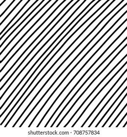 Diagonal lines texture. Vector handmade drawing.