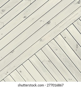 Diagonal White wooden planks texture for your design.