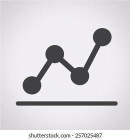 diagram graphs icon