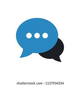 dialog vector icon