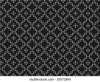 Diamond dot vector background 3