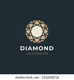 Diamond Logotype Concept