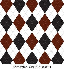 Diamond pattern Fabric Texture (baklava desen)